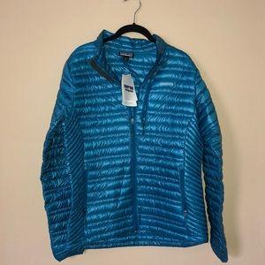 Patagonia women's ultralight jacket large NWT